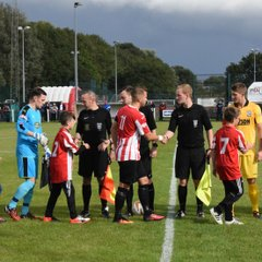 Kempston Rovers vs Hereford FC