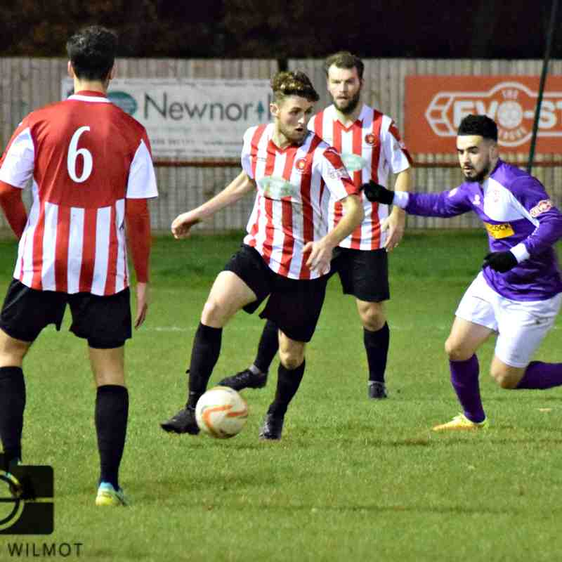 Kempston Rovers vs Ashford Town (Middlesex)