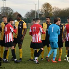 Kempston Rovers vs Barton Rovers