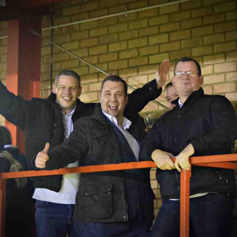 Kempston Rovers vs Thame United