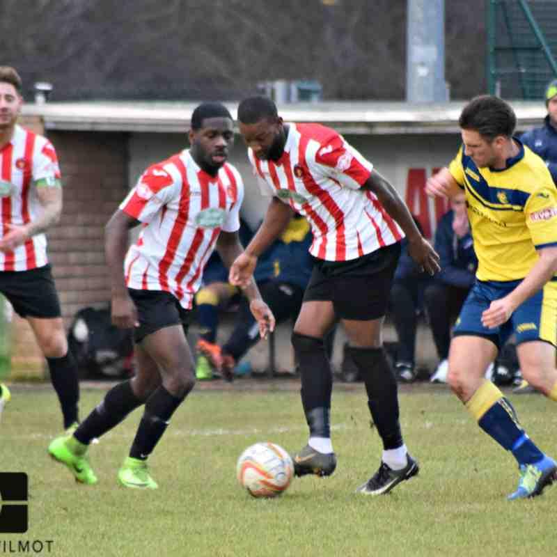 Kempston Rovers vs Moneyfields