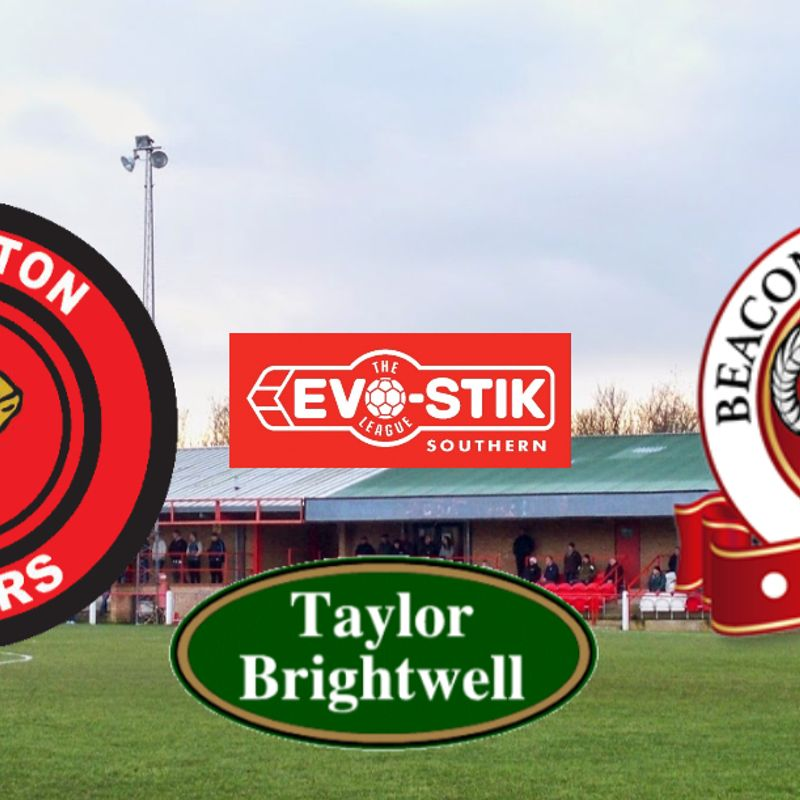 Kempston Rovers vs. Beaconsfield Town