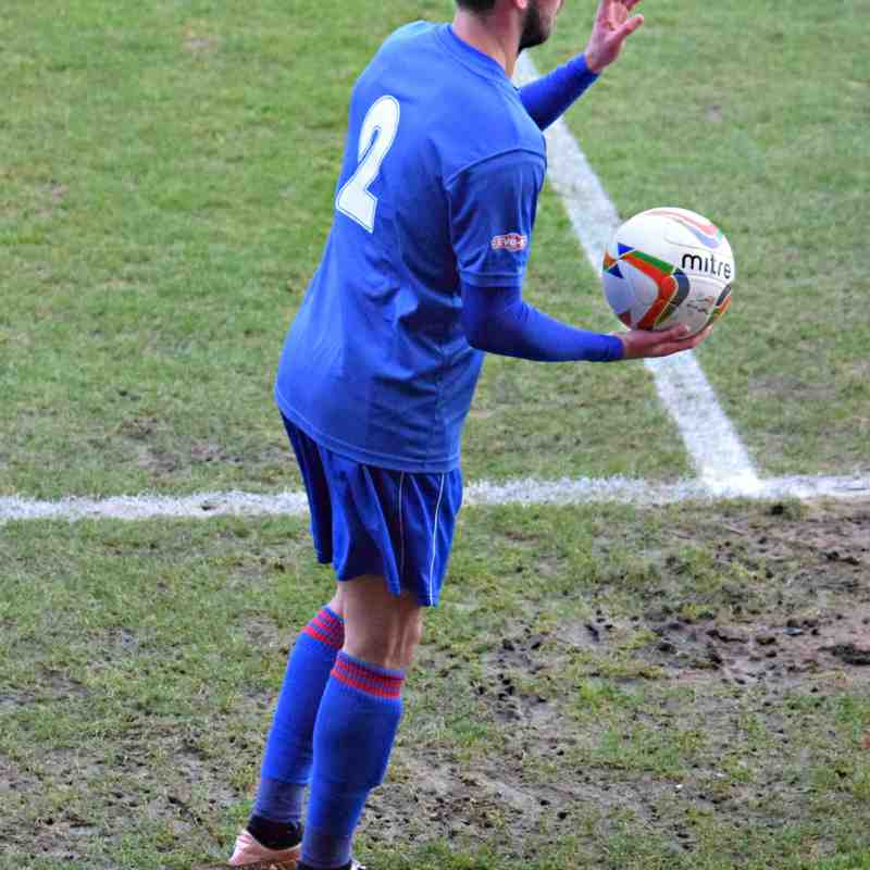 Hayes & Yeading United vs Kempston Rovers