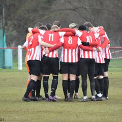 Kempston Rovers vs Marlow