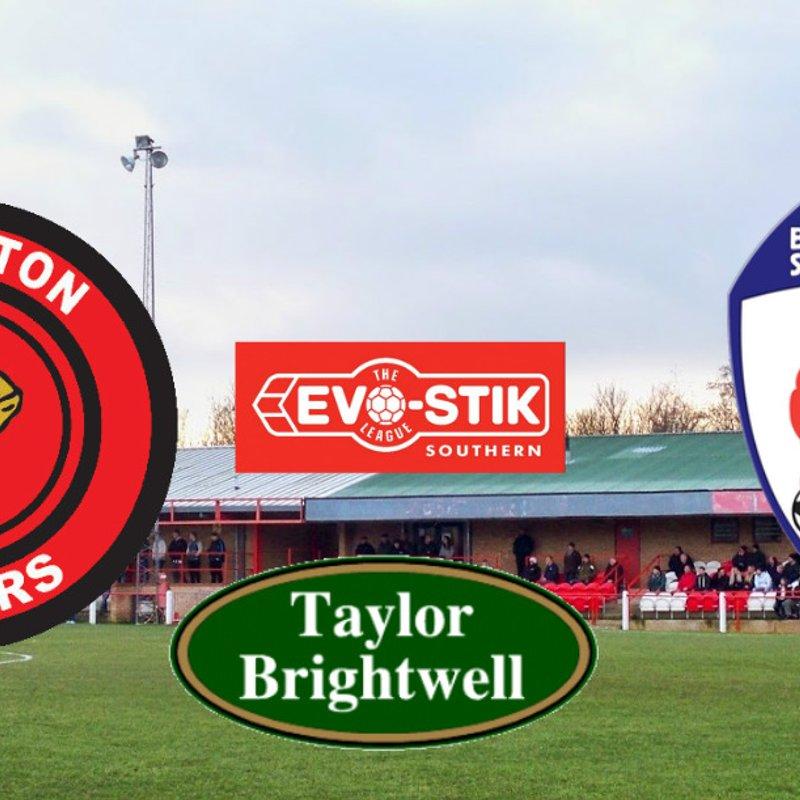 Kempston Rovers vs. Bromsgrove Sporting