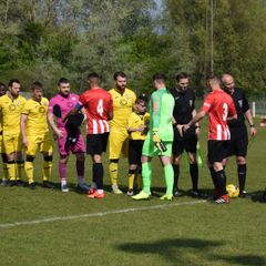 Kempston Rovers vs North Leigh
