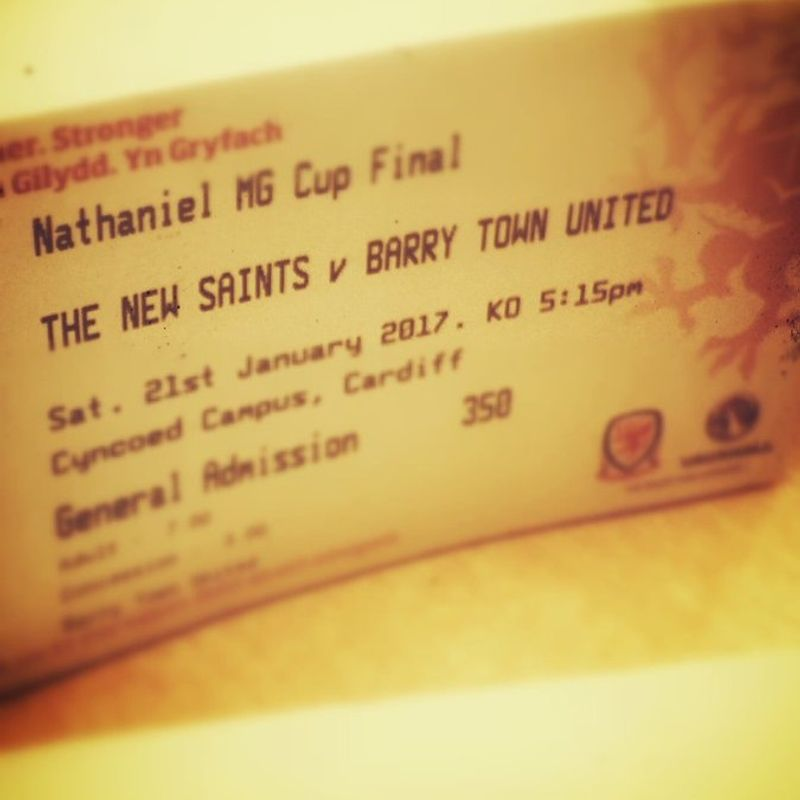 Cup final tickets, travel and hospitality