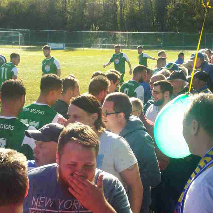 Town clinch the Welsh League title