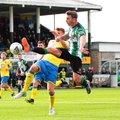 Aberystwyth 0 Barry 0