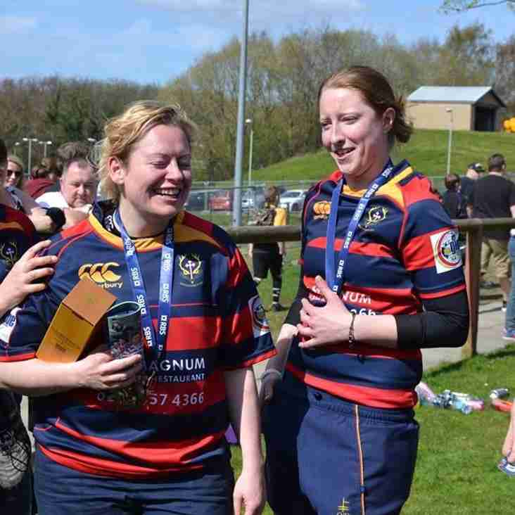 See what the Broughton ladies think about their club and pulling on the mighty Broughton jersey