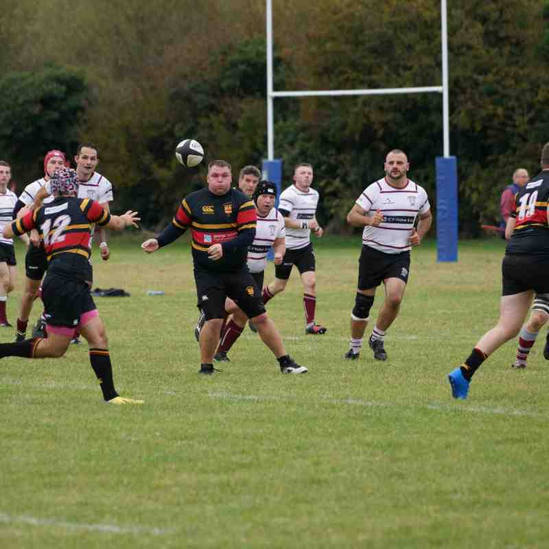Casuals v West Bridgford 29 October 2016