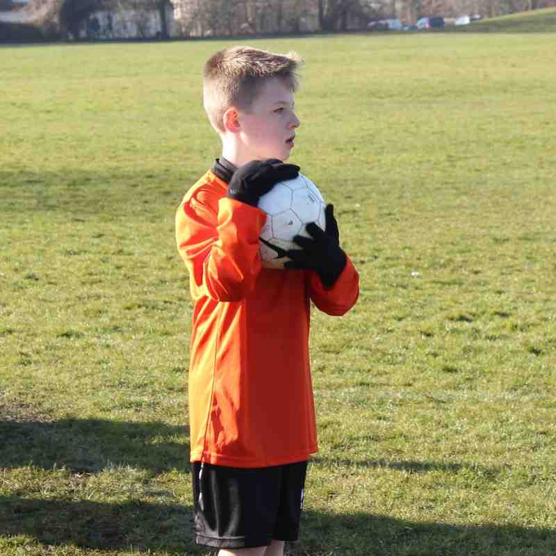 Under 11 Eagles v Stoke Lane Lions 8 February, 2015
