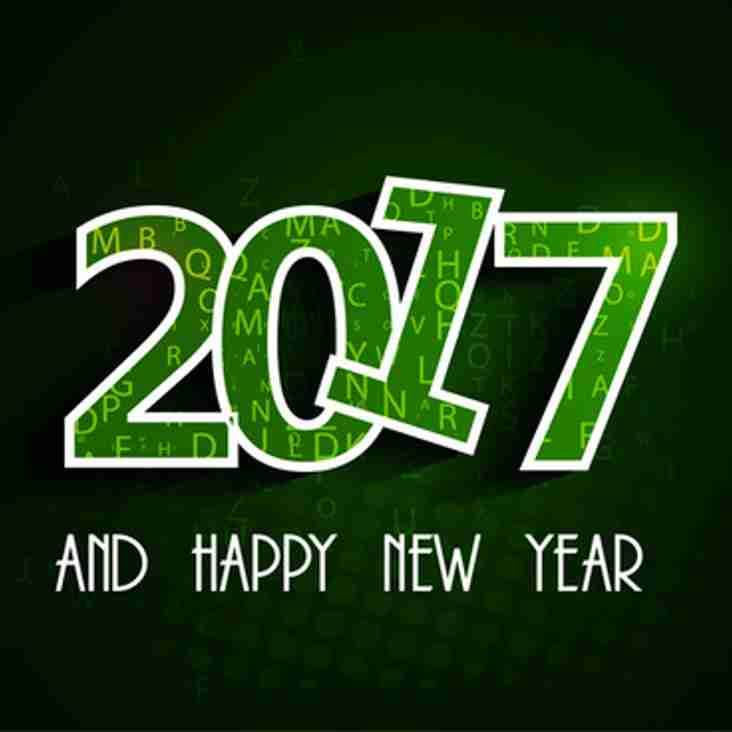 From all of us at Ash United Football Club to all of you......