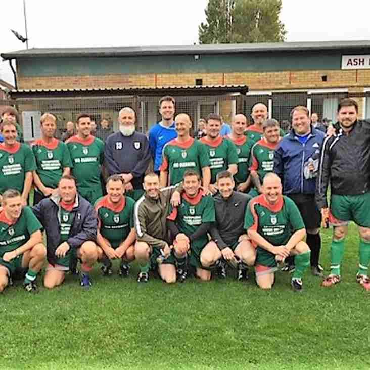 Memorial Match a Success