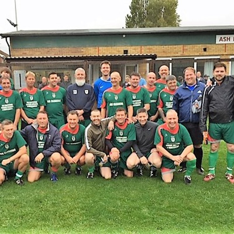Memorial Match a Success