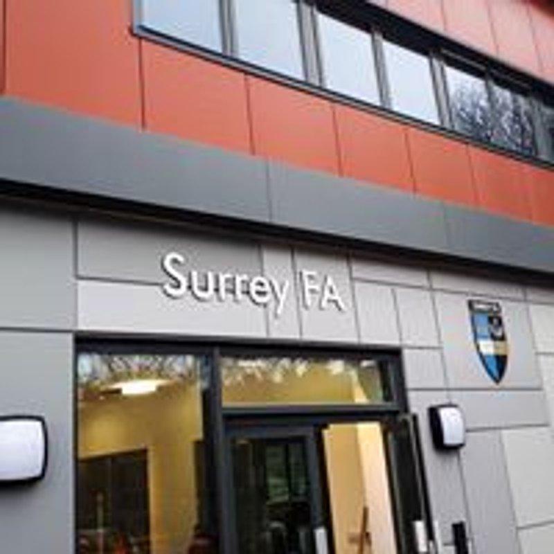 Surrey Premier Challenge Cup Round 2