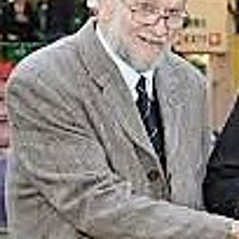 Ken Huckle Funeral