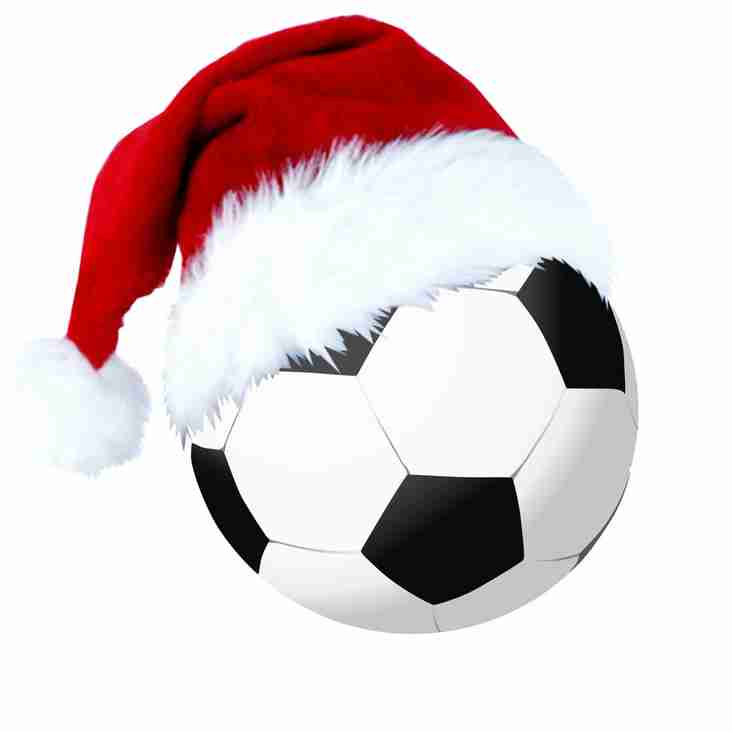 Merry Christmas from all at Ash United Football Club