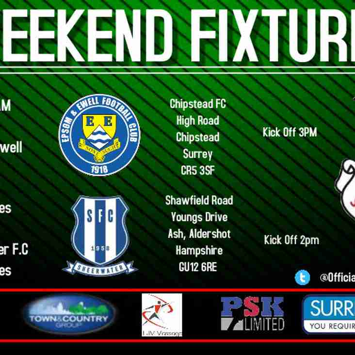 This weekend's football