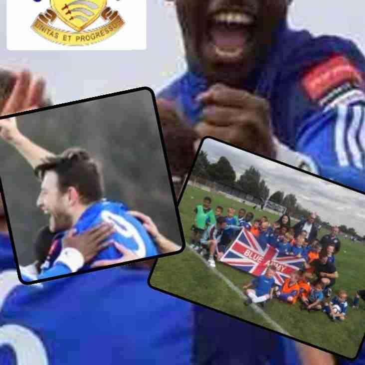 Team News- AVELEY FC v Thurrock
