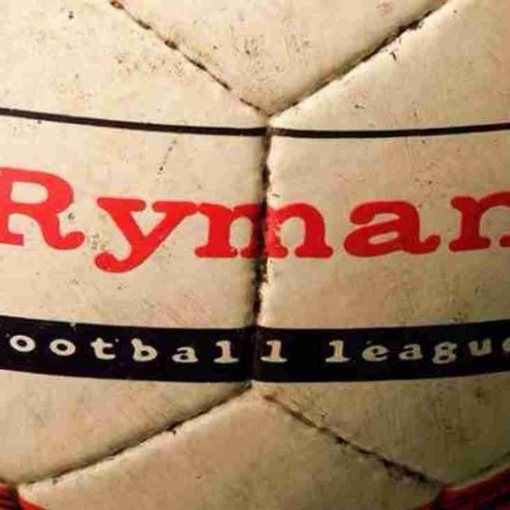 Ryman North Round-Up