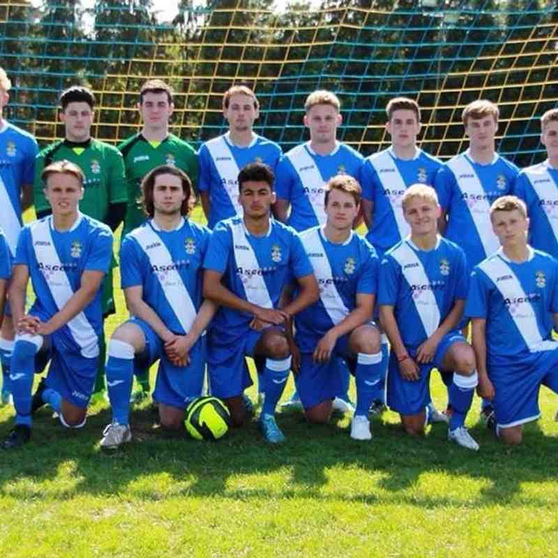 Aveley U18 2-3 Thurrock U18