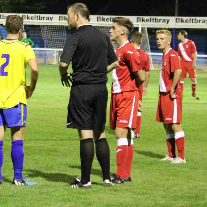 FA Youth Cup- Concord 1-4 Aveley