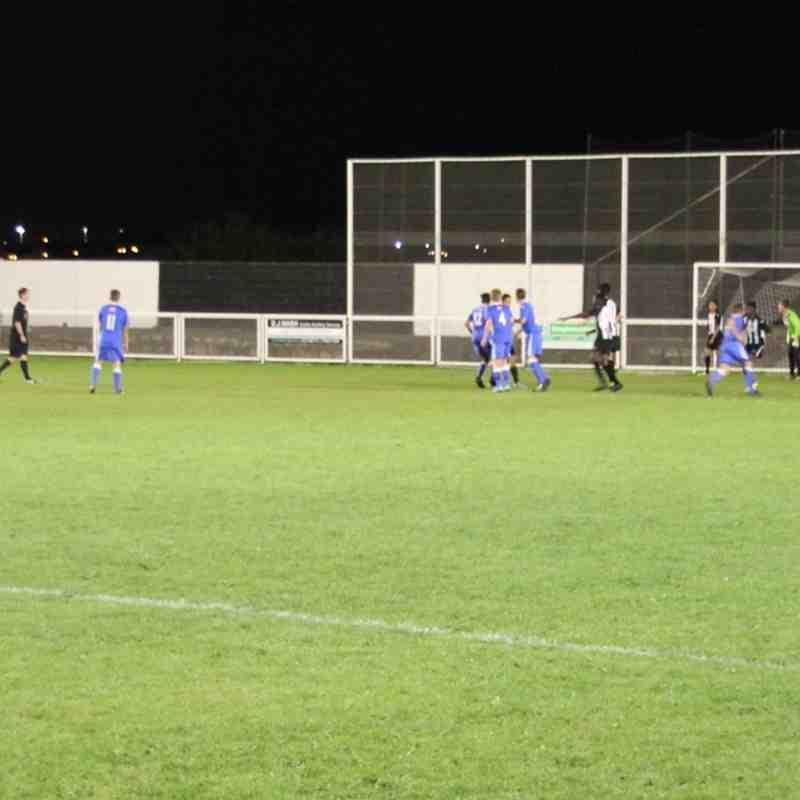 FA Youth Cup- Tilbury 1-2 Aveley- M.Wainwright