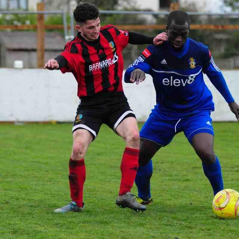 Brightlingsea Regent 0-0 Aveley