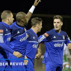 2015/16: November Review