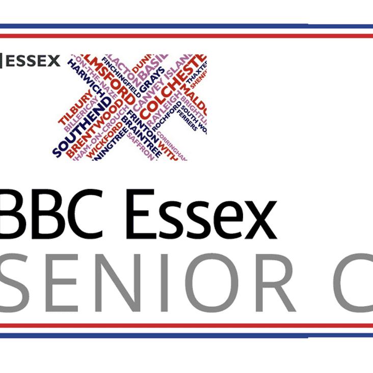 BBC Essex Senior Cup: First & Second Round Draws