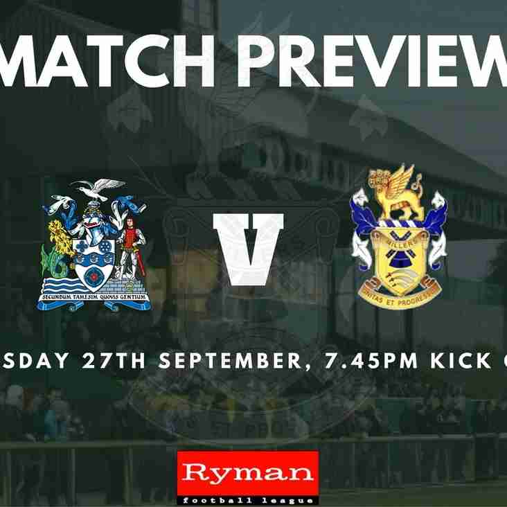 Match Preview | Thurrock FC Vs The Millers