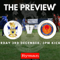 Match Preview | The Millers Vs Witham Town