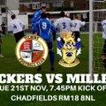Match Preview: Tilbury v Aveley