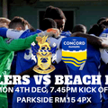 Match Preview: Aveley v Concord