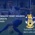 Friendly: The Millers Vs Concord Rangers