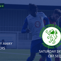 Next Up | Soham Town Rangers Vs The Millers