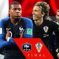 World Cup Final Live at Parkside