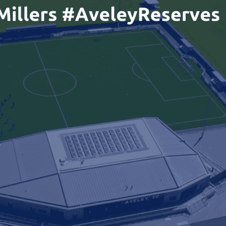 Fri 26th Oct: Aveley Reserves v Redbridge