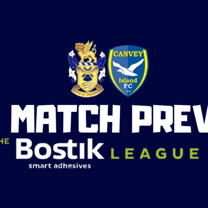 Match Preview: Aveley v Canvey Island