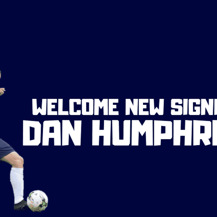 Humphreys signs for the Millers