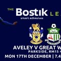 MATCHDAY | Aveley v Great Wakering Rovers