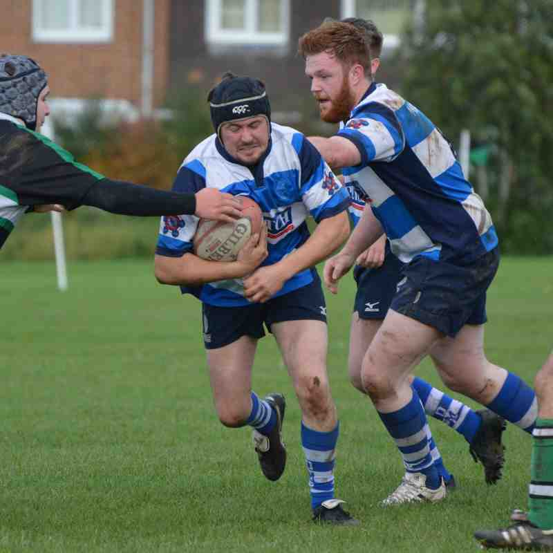 Mowden Park 3rd XV v Acklam 2nds Away 24th Oct 2015