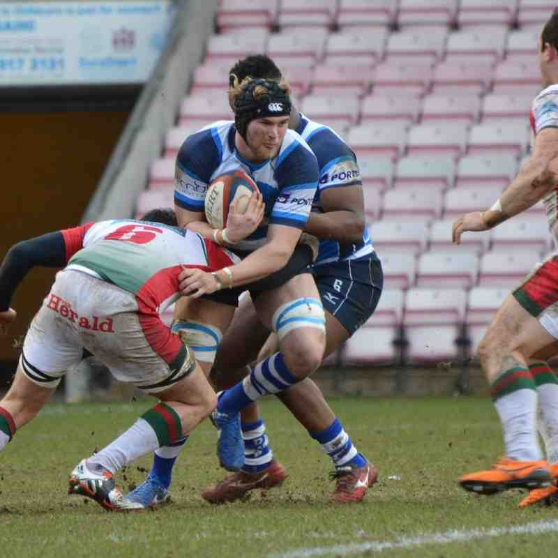Mowden Park v Plymouth Albion 5th March 2016