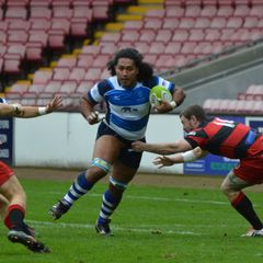 Mowden Park v Birmingham Moseley 29th Oct 2016