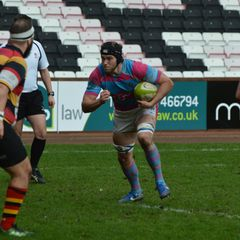 Mowden Park 2nd XV v Harrogate 2nds