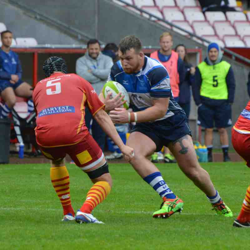 Mowden Park v Cambridge 16th Sept 2017