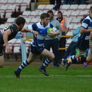 A fifth straight bonus point win keeps DMP at the top of the National One table