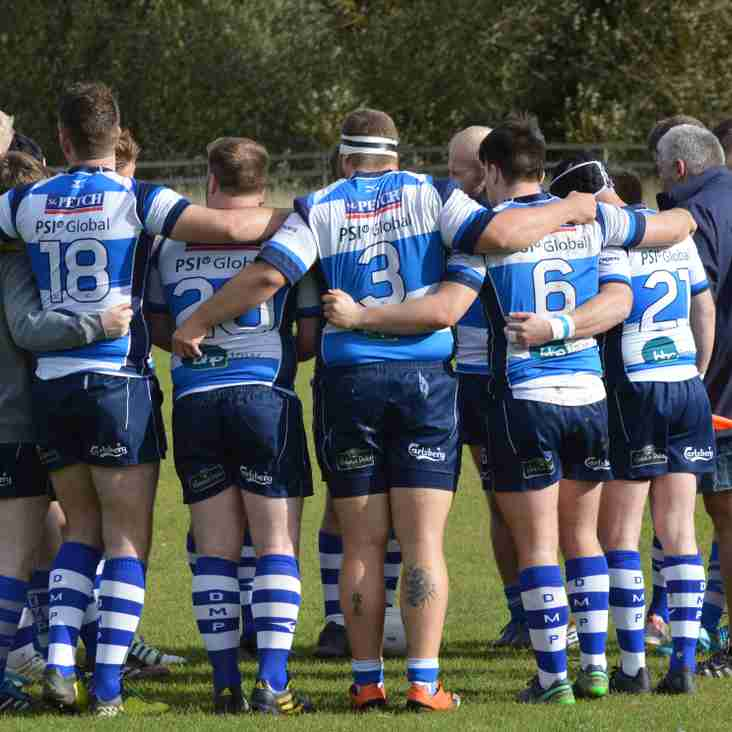 TEAM NEWS - Wharfedale v Mowden Park 2nd XV