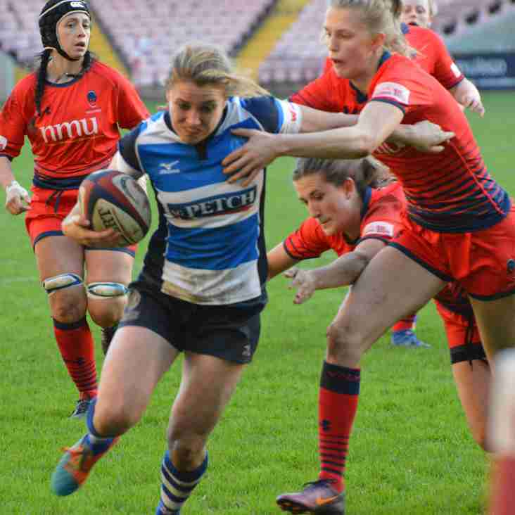 TEAM NEWS - Worcester Valkyries v DMP Sharks